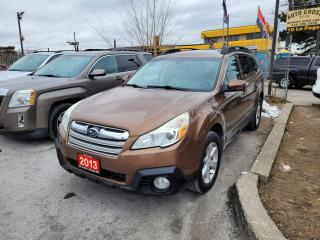 Used 2013 Subaru Outback 3.6R w/Limited & EyeSight Pkg for sale in Toronto, ON