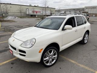 Used 2006 Porsche Cayenne S, Leather, Sunroof, AWD, Warranty Available for sale in Toronto, ON