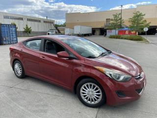 Used 2013 Hyundai Elantra GL, 4 Door, Low KM, 3/Y Warranty Available. for sale in Toronto, ON