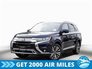 New 2020 Mitsubishi Outlander EX-L 4WD for sale in Port Coquitlam, BC