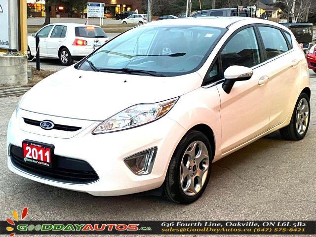 2011 Ford Fiesta SES|LOW KM|SINGLE OWNR|BLUETOOTH|CERTIFIED