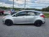 Photo of Silver 2015 Ford Focus