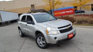 Used 2008 Chevrolet Equinox AWD, Auto, 4 Door, 3/Y Warranty Available. for sale in Toronto, ON