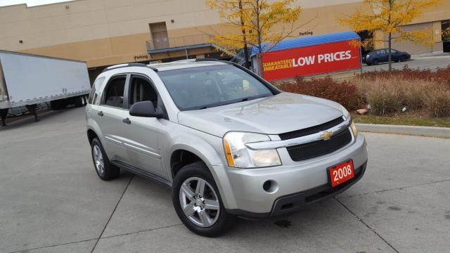2008 Chevrolet Equinox AWD, Auto, 4 Door, 3/Y Warranty Available.
