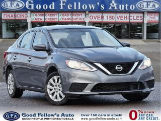 Used 2018 Nissan Sentra SV MODEL, REARVIEW CAMERA, HEATED SEATS for sale in Toronto, ON
