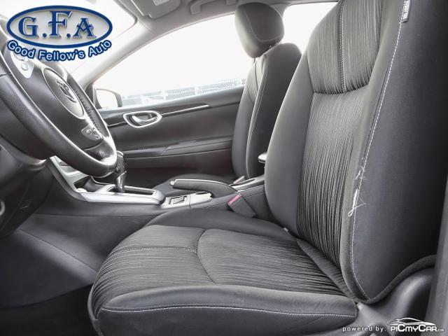 2018 Nissan Sentra SV MODEL, REARVIEW CAMERA, HEATED SEATS