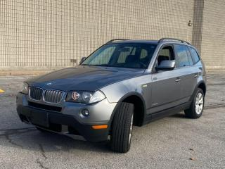 Used 2010 BMW X3 28i for sale in North York, ON