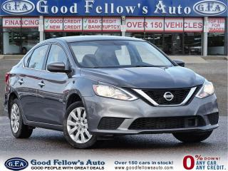 Used 2019 Nissan Sentra SV MODEL, REARVIEW CAMERA, HEATED SEATS, BLUETOOTH for sale in Toronto, ON