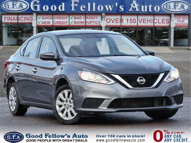 2019 Nissan Sentra SV MODEL, REARVIEW CAMERA, HEATED SEATS, BLUETOOTH