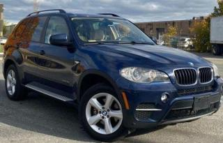 Used 2011 BMW X5 35i for sale in North York, ON