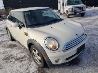 Used 2007 MINI Cooper Coupe for sale in North York, ON