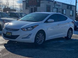 Used 2014 Hyundai Elantra GLS for sale in Kitchener, ON