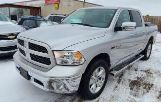 Used 2017 RAM 1500 Big Horn for sale in London, ON