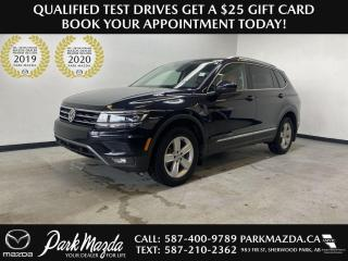 Used 2019 Volkswagen Tiguan Highline for sale in Sherwood Park, AB