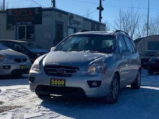 Used 2009 Kia Rondo EX for sale in Kitchener, ON