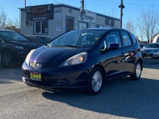 Used 2009 Honda Fit LX for sale in Kitchener, ON
