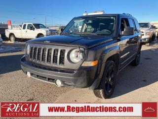 Used 2017 Jeep PATRIOT NORTH 4D UTILITY 2.4L 4WD for sale in Calgary, AB