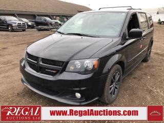Used 2016 Dodge Grand Caravan R/T 4D Wagon 3.6L for sale in Calgary, AB