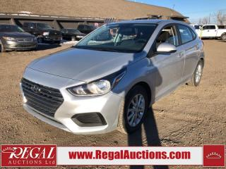 Used 2019 Hyundai Accent PREFERRED 4D HATCHBACK 1.6L for sale in Calgary, AB