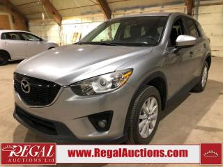 Used 2013 Mazda CX-5 GS 4D Utility AWD for sale in Calgary, AB