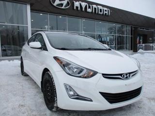 Used 2014 Hyundai Elantra GLS for sale in Ottawa, ON