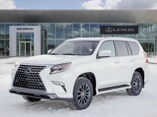 New 2021 Lexus GX 460 Executive for sale in Winnipeg, MB