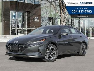 New 2021 Hyundai Elantra Ultimate for sale in Winnipeg, MB