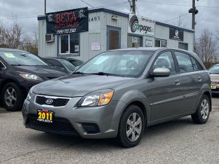 Used 2011 Kia Rio EX for sale in Kitchener, ON