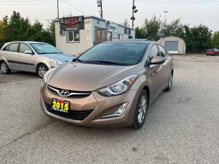Used 2015 Hyundai Elantra Sport Appearance for sale in Kitchener, ON