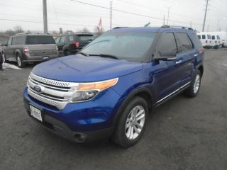 Used 2014 Ford Explorer 4WD 4dr XLT for sale in Mississauga, ON