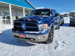Used 2010 Dodge Ram 1500 TRX for sale in New Liskeard, ON