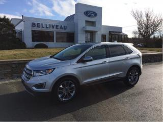 Used 2015 Ford Edge Titanium for sale in Church Point, NS