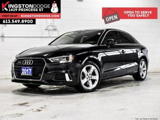Used 2017 Audi A3 2.0T Komfort   Quattro AWD   Heated Seats for sale in Kingston, ON