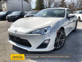 Used 2016 Scion FR-S TRD EXHAUST  ALLOYS  BACKUP CAM for sale in Ottawa, ON