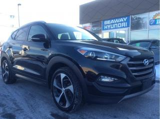 Used 2016 Hyundai Tucson 1.6T Premium - Bluetooth - Heated Steering Wheel for sale in Cornwall, ON