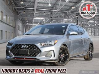 Used 2019 Hyundai Veloster Turbo for sale in Mississauga, ON