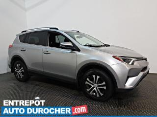 Used 2017 Toyota RAV4 LE AWD Automatique - A/C - Sièges Chauffants for sale in Laval, QC