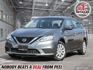 Used 2017 Nissan Sentra 1.8 S for sale in Mississauga, ON