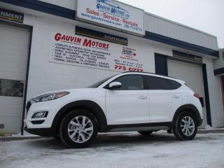Used 2020 Hyundai Tucson Preferred w/Sun & Leather Package for sale in Swift Current, SK