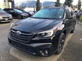 New 2021 Subaru Outback Outdoor XT for sale in North Vancouver, BC