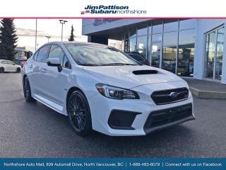 Used 2018 Subaru WRX STI Base for sale in North Vancouver, BC