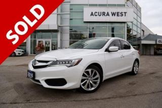 Used 2016 Acura ILX for sale in London, ON