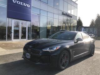 Used 2019 Kia Stinger GT Limited for sale in Surrey, BC