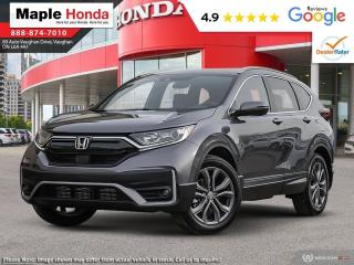 New 2021 Honda CR-V Sport for sale in Vaughan, ON