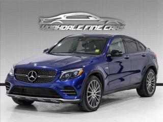 Used 2018 Mercedes-Benz GL-Class GLC43 Coupe, Navigation, 360 Camera, Blind Spot for sale in Concord, ON
