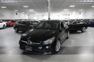 Used 2017 Mercedes-Benz CLA-Class CLA250 4MATIC NO ACCIDENTS I NAVIGATION I LEATHER I REAR CAM for sale in Mississauga, ON