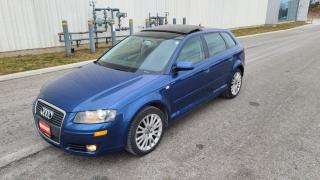 Used 2007 Audi A3 4dr HB FrontTrak for sale in Mississauga, ON