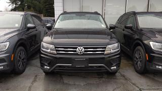 New 2021 Volkswagen Tiguan COMFORTLINE for sale in Coquitlam, BC