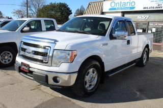 Used 2014 Ford F-150 XLT SuperCab 145