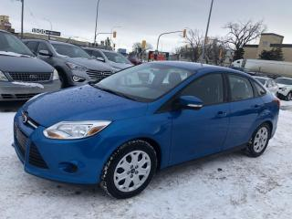 Used 2014 Ford Focus 4DR SDN SE for sale in Winnipeg, MB